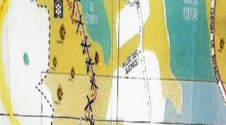 Un arrêté municipal interdit la circulation sur le chemin de grande randonnée 34 à La Trinité-sur-Mer